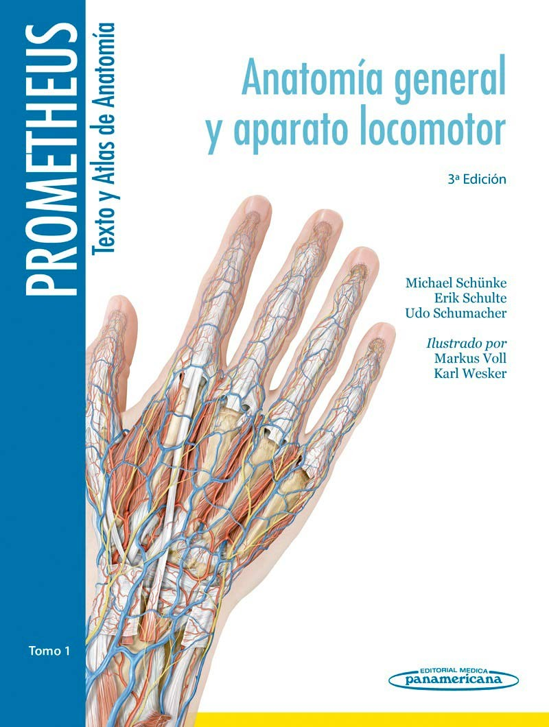 Texto y Atlas de Anatomía...