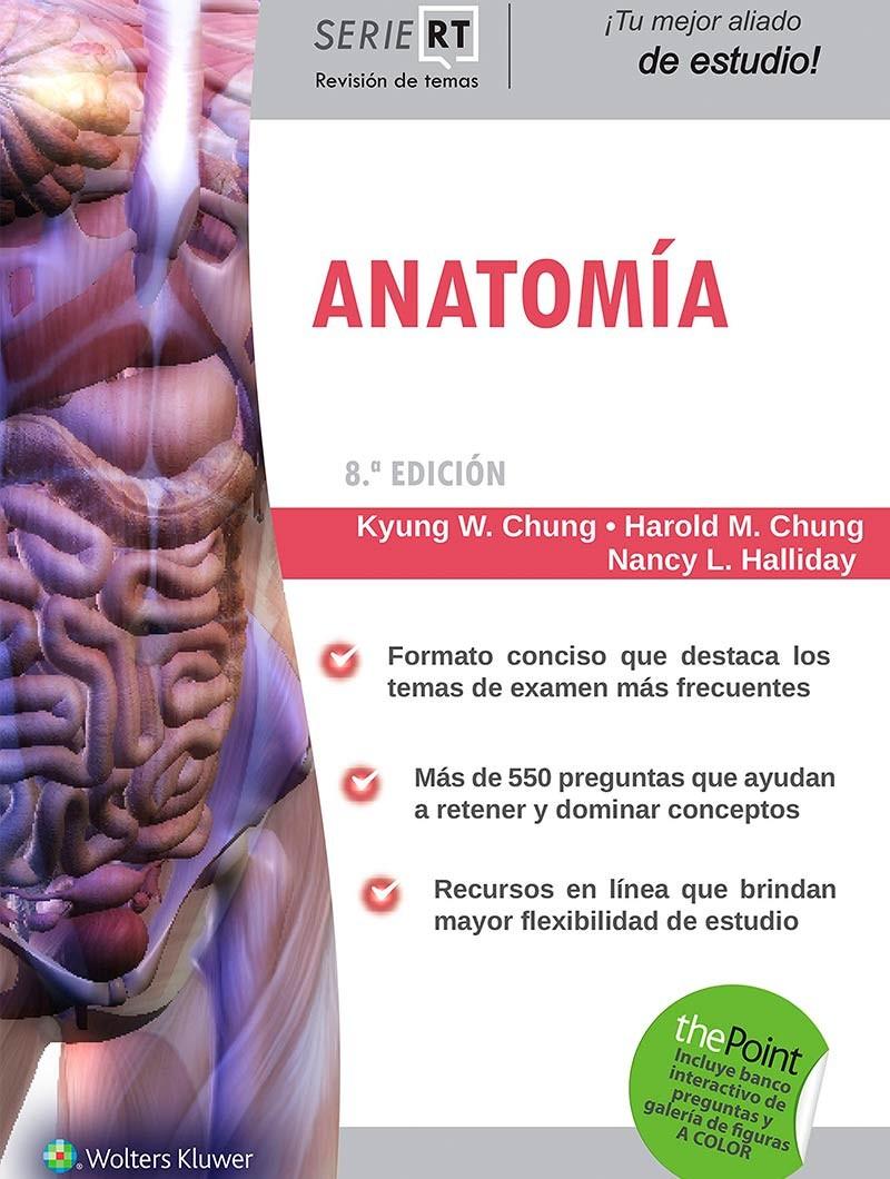 Anatomía 8º Ed