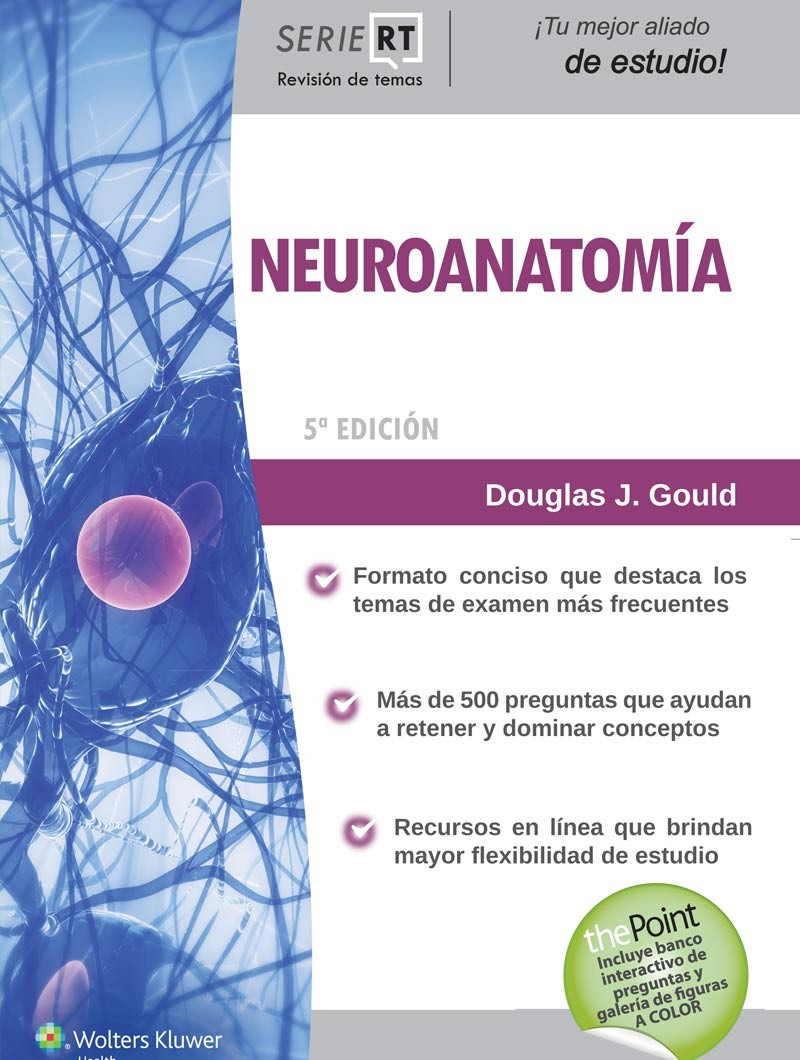 Neuroanatomía 5º Ed.: Temas...