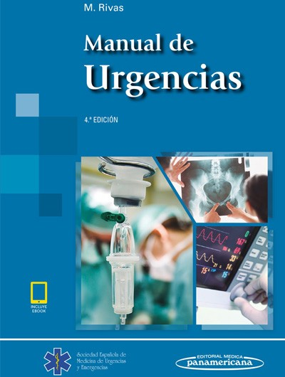 Manual de Urgencias 4° Ed....