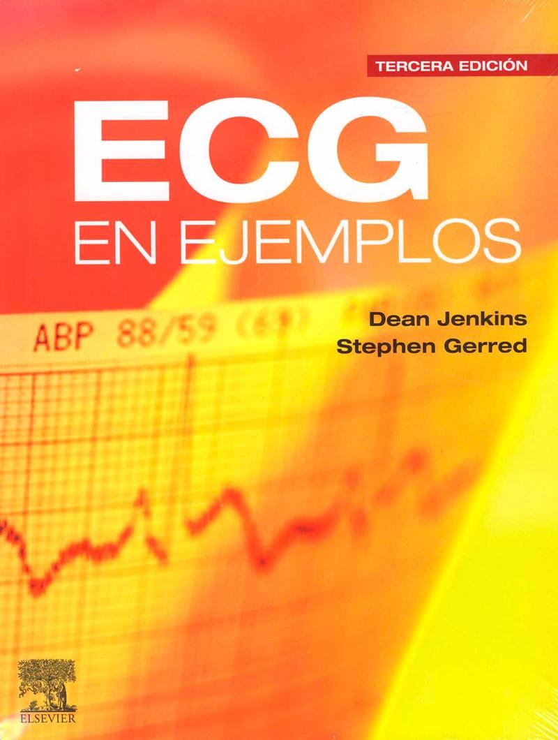 ECG en Ejemplos 3° Ed