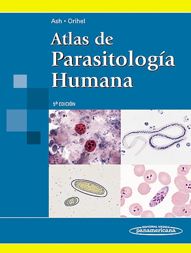 Atlas de Parasitología...