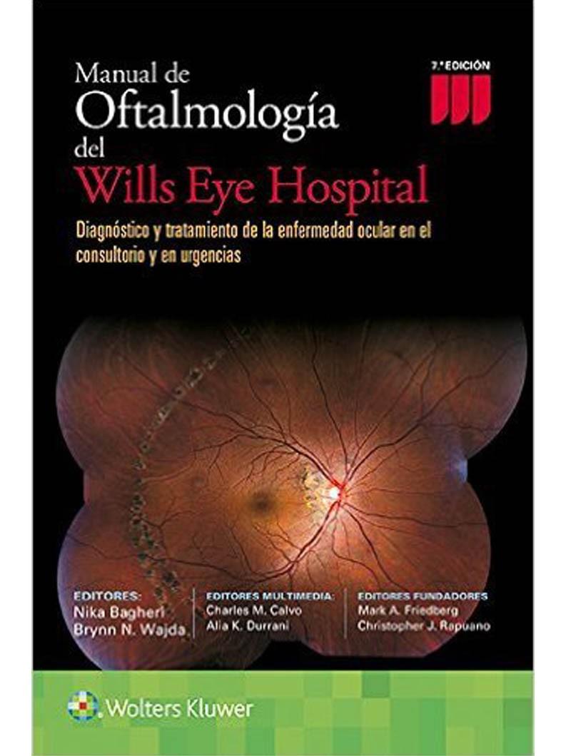 Manual de Oftalmología...