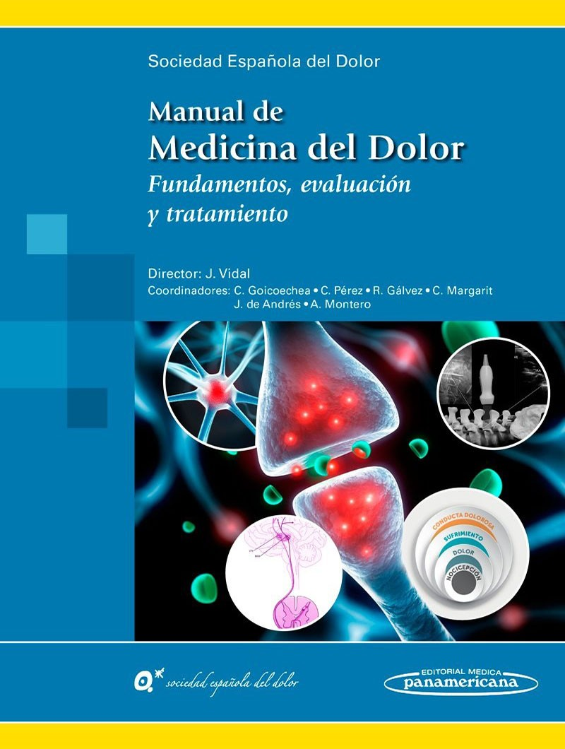 Manual de Medicina del Dolor.