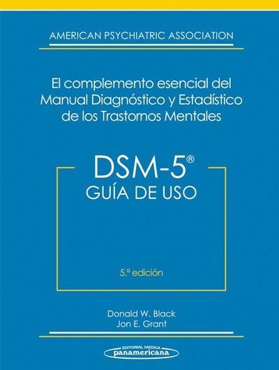 DSM-5. Guía de Uso 5°Ed.