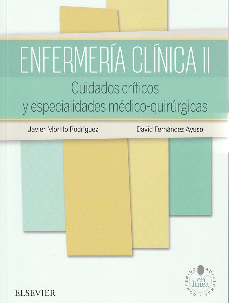 Enfermería Clínica II....