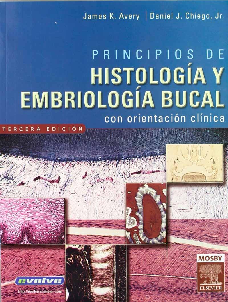 Principios de Histología y...
