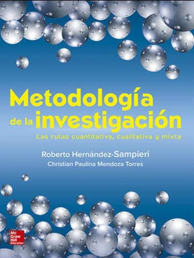 Metodología de la...