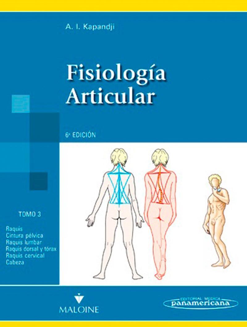 Fisiologia Articular 6° Ed...