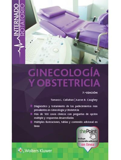 Ginecología y Obstetricia....