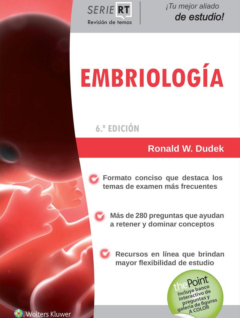 Embriología 6º Ed.: Temas...