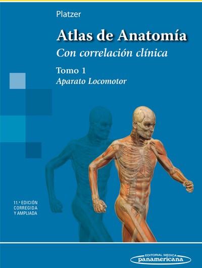 Atlas de Anatomía 11°Ed....