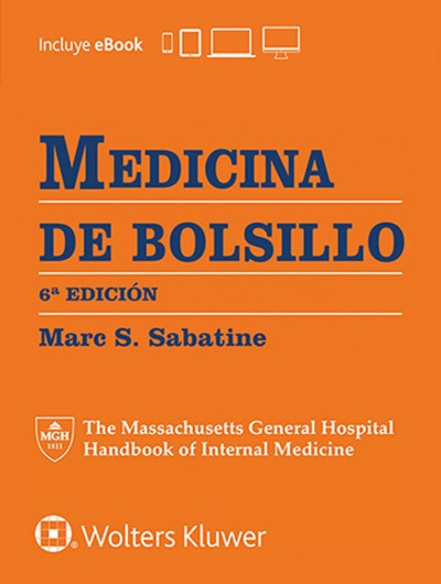 Medicina de Bolsillo 6°Ed