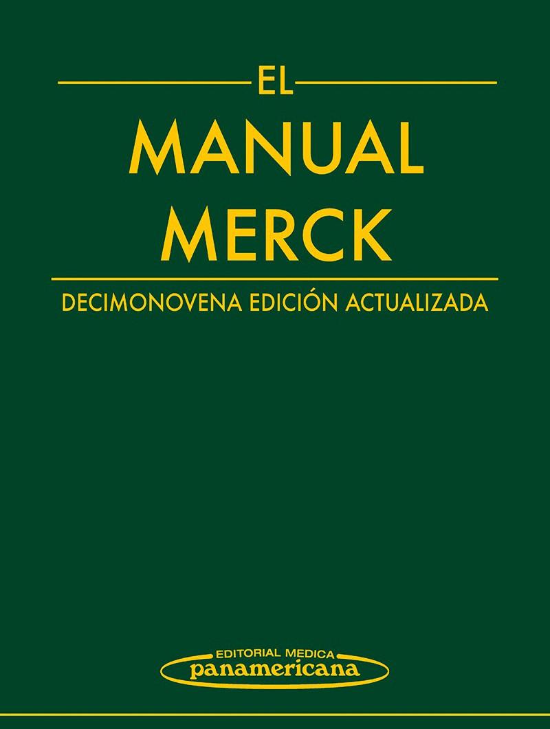 El Manual Merck 19 Ed