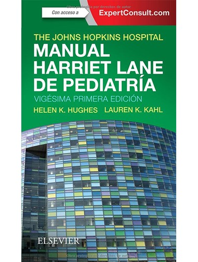 Manual de Pediatría 21°Ed...