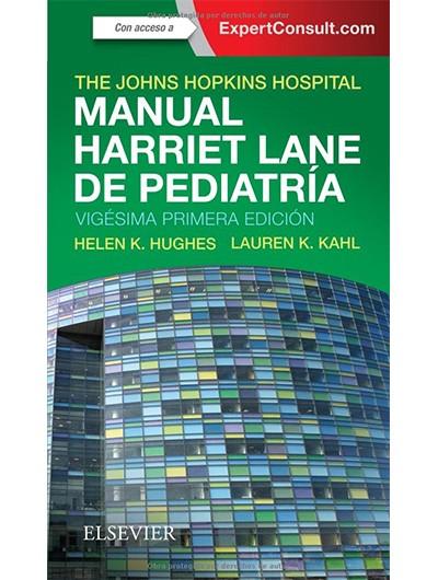 Manual de Pediatría 21°Ed...
