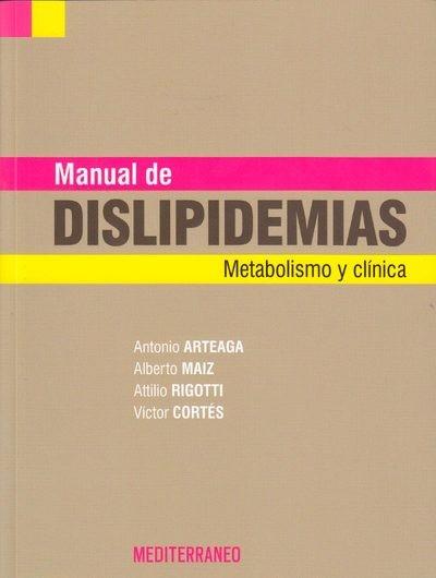 Manual de Dislipidemias....