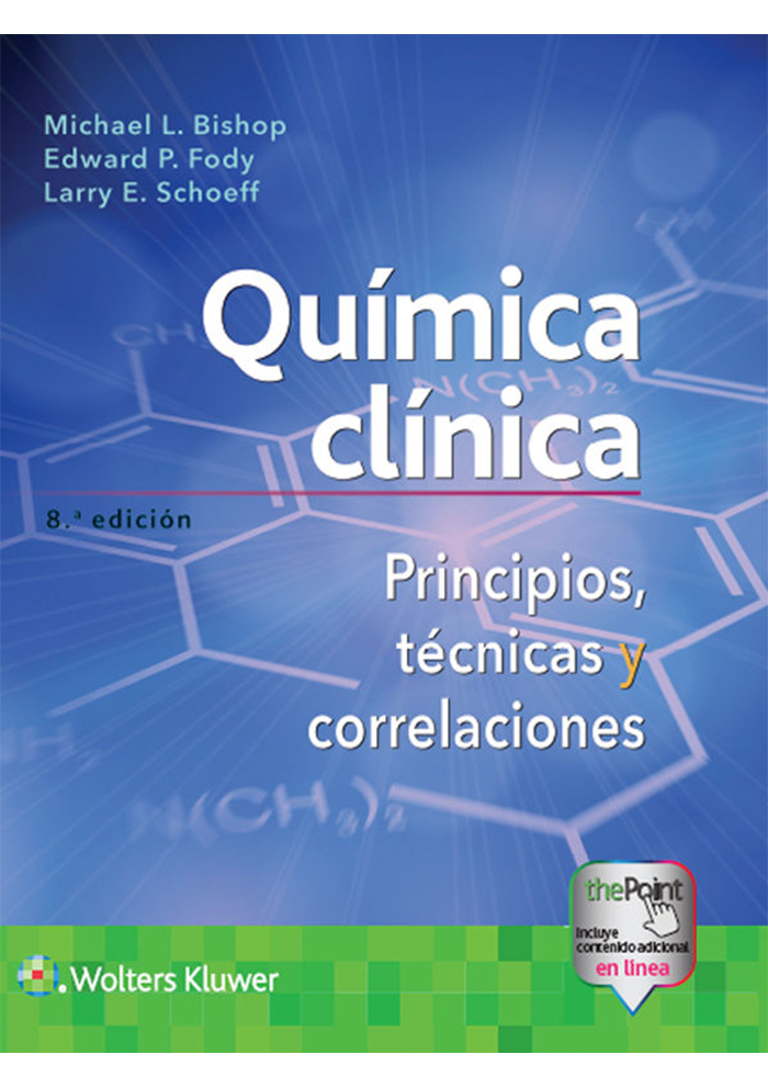 QUIMICA CLINICA 8ED....