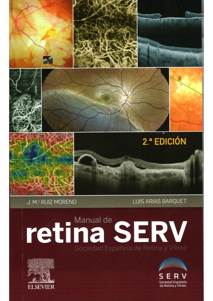 SERV. MANUAL DE RETINA 2ED.