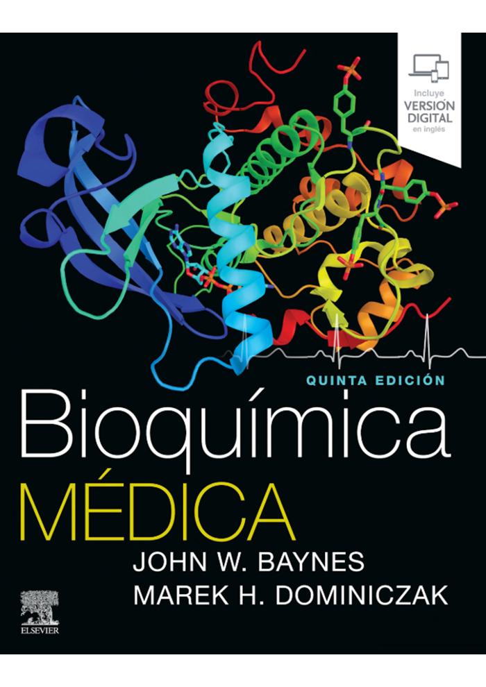 BIOQUIMICA MEDICA 5ED