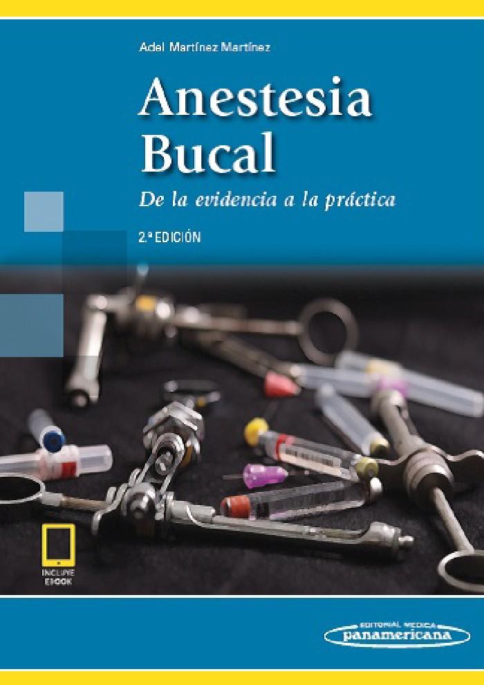 ANESTESIA BUCAL 2 ED.