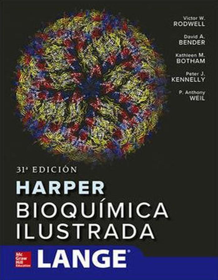 HARPER BIOQUIMICA ILUSTRADA...