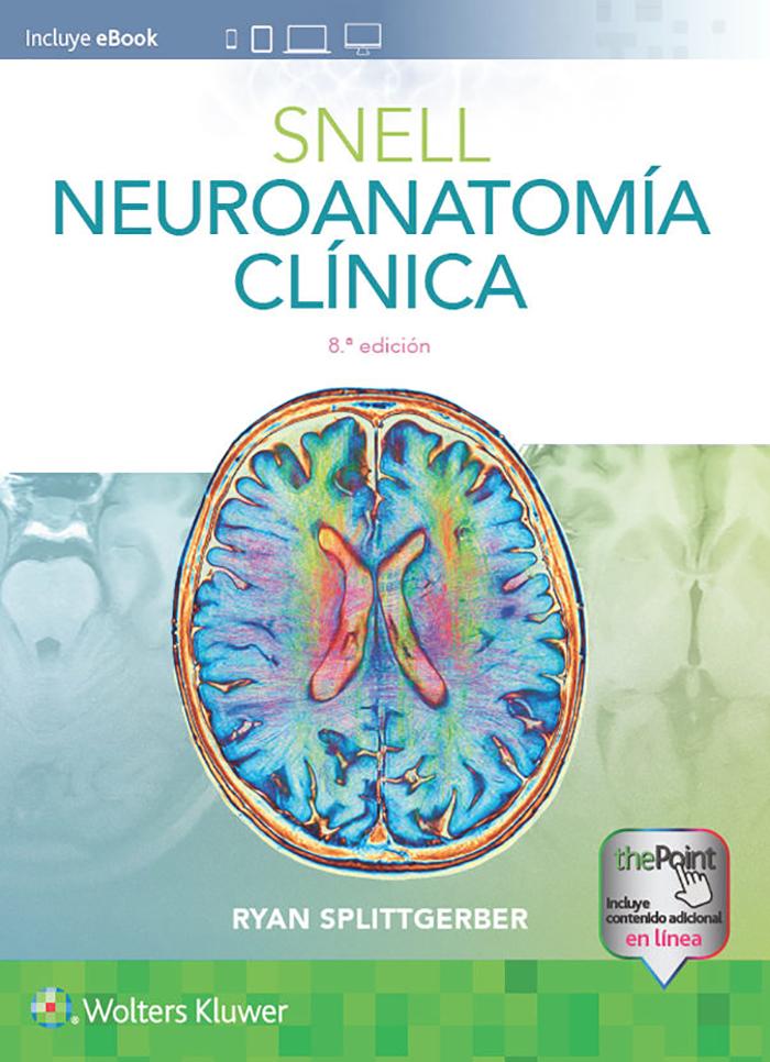 NEUROANATOMIA CLINICA 8ED.