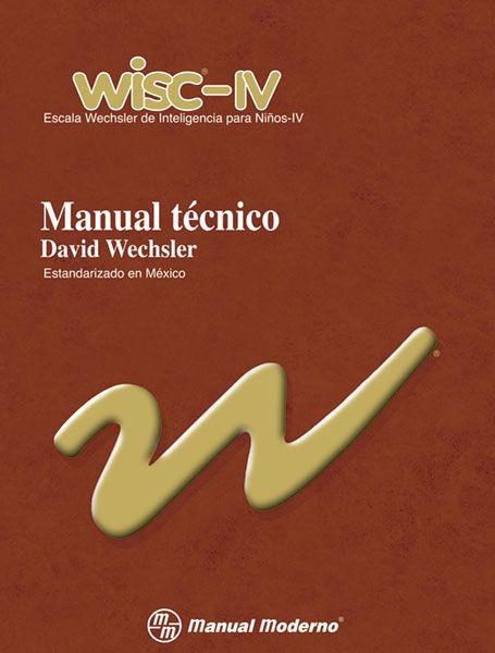 WISC-IV. ESCALA WECHSLER DE...