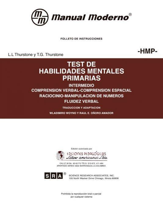 HMP. TEST DE HABILIDADES...