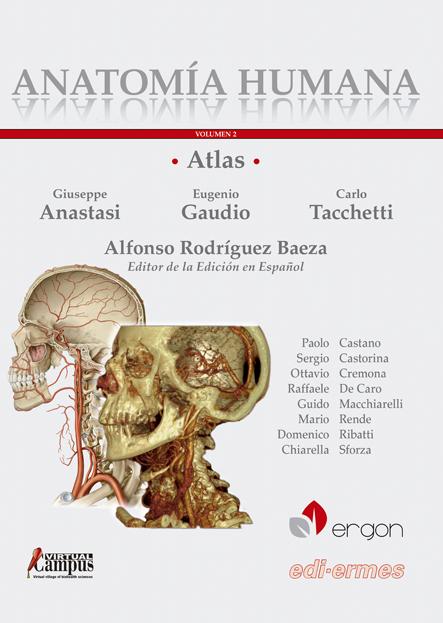 ATLAS DE ANATOMIA HUMANA...