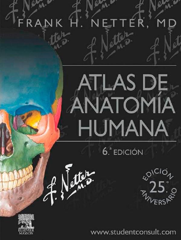 Netter. Atlas de Anatomía...