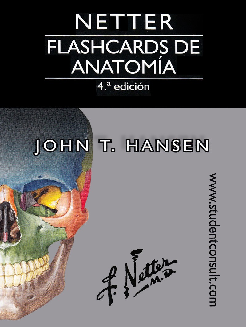 Netter. Flashcards de...