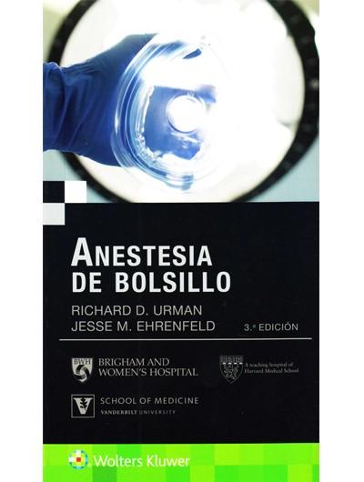 Anestesia de Bolsillo, 3°Ed
