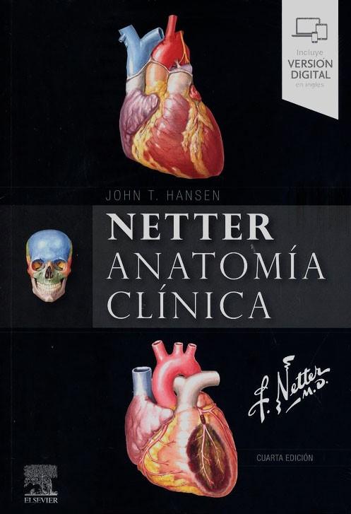 Netter. Anatomía clínica 4ª...