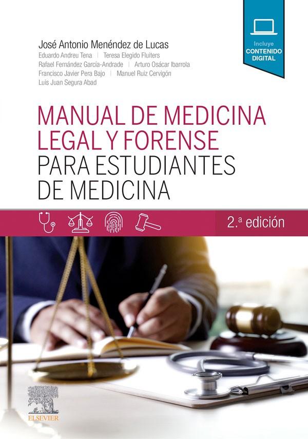 Manual de medicina legal y...