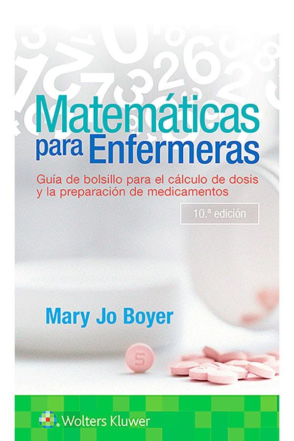Matemáticas para enfermeras...