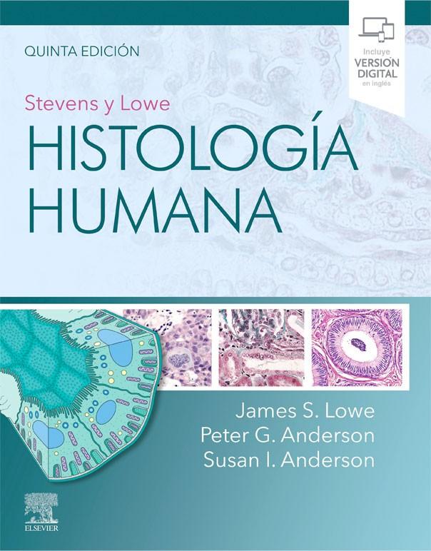 Histología humana 5ª Ed.