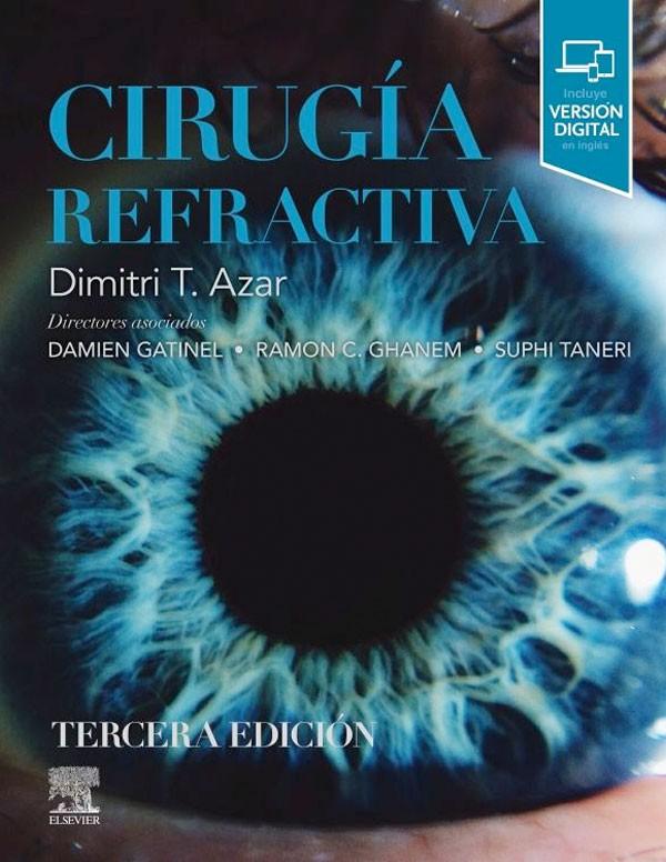 Cirugía refractiva 3ª Ed.