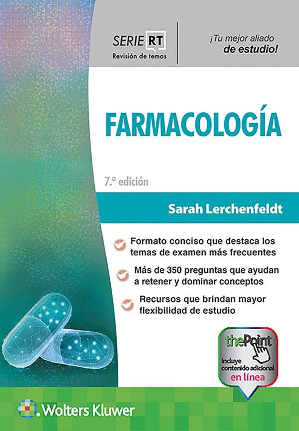 Farmacología. 7ªEd....