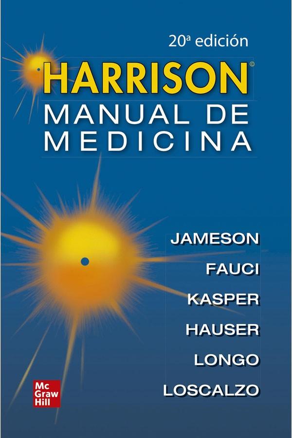 Harrison Manual de medicina...