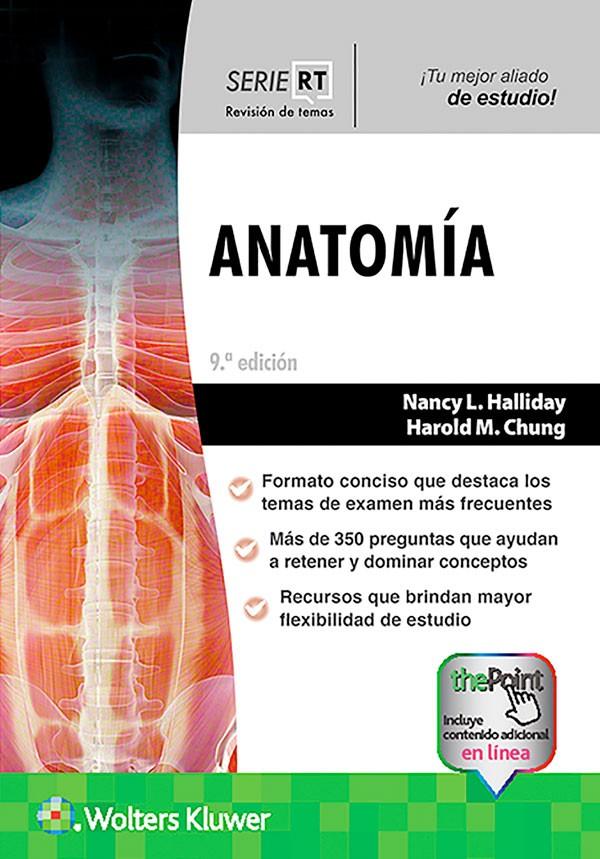 Anatomía 9ª Ed. Revisión de...