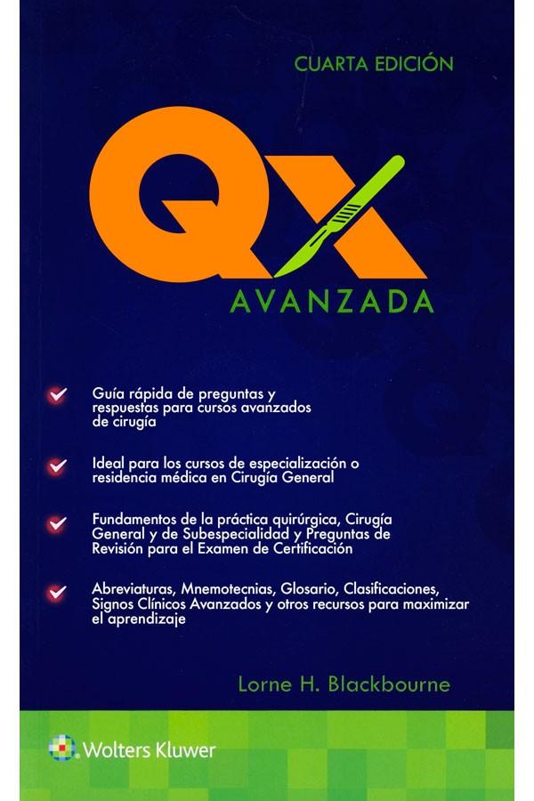 QX. Cirugía Avanzada 4° Ed