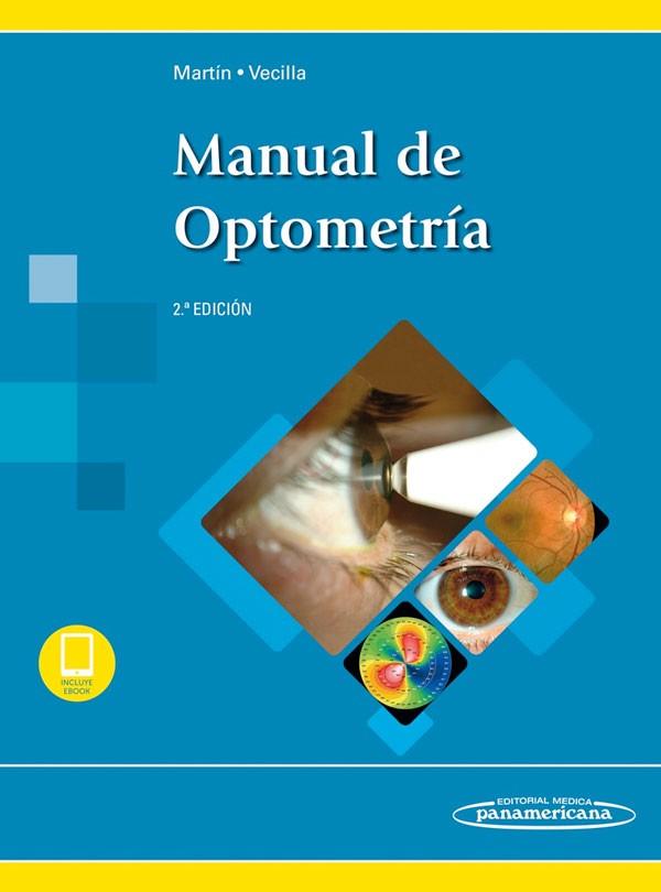 Manual de Optometría 2º Ed....