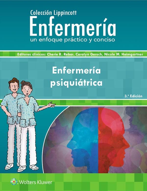 Enfermería psiquiátrica 3ª Ed.