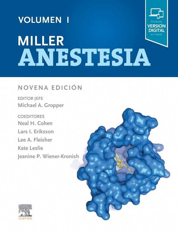 Anestesia 2 Vol. 9ª Ed.