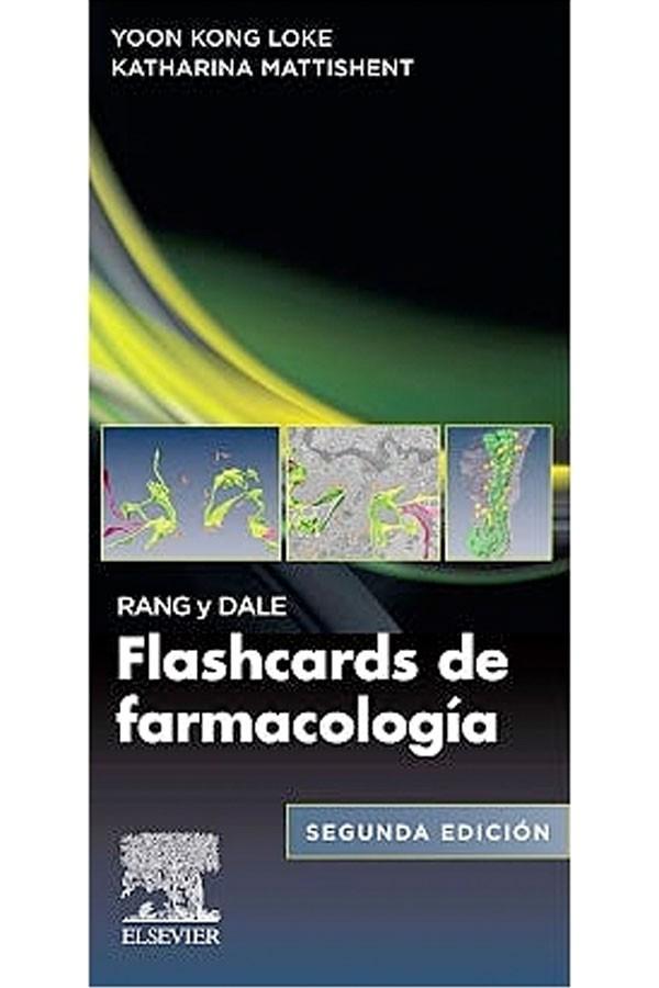 Flashcards de farmacología...