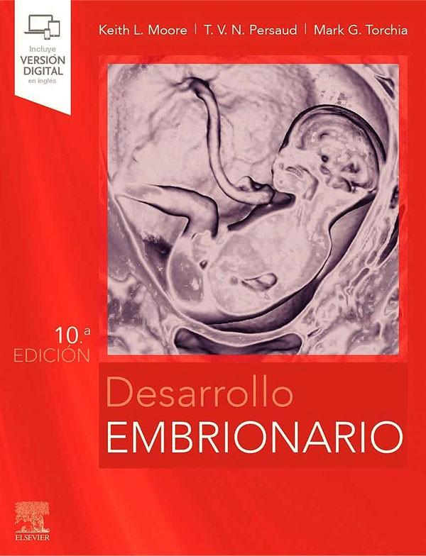 Desarrollo embrionario 10ª Ed.