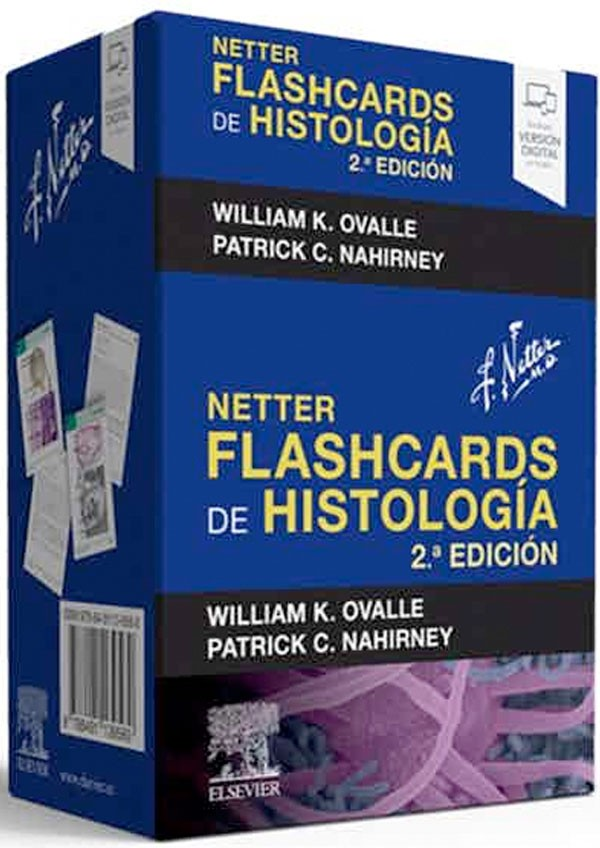 Netter. Flashcards de...