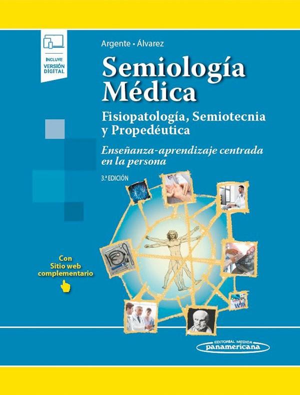 Semiología médica 3ª Ed.