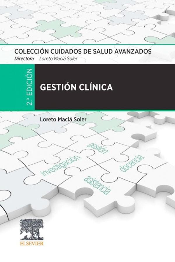 Gestión clínica 2ª Ed.